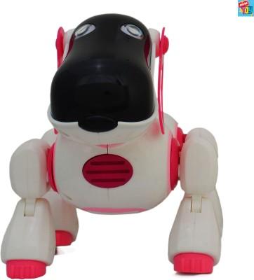 Mera Toy Shop SMART DOG ROBOT-pink