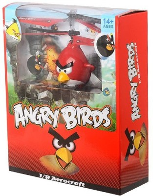 BBE Angry Bird Helicopter