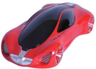 Ruppiee Shoppiee Bounce High Quality Big Car Red