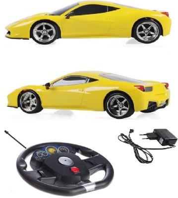 ToysBuggy 1:18 Ferrari Shaped Remote Controlled Car