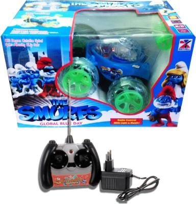 Per Te Solo Radio Control Stunt Car Blue