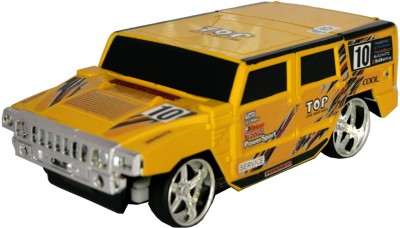 Adraxx AdraXx 1:20 Scale Cool Yellow SUV RC Car Toy