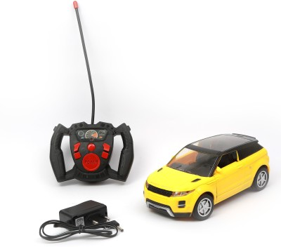 Wishkey Remote Control SUV Model Car(Yellow)