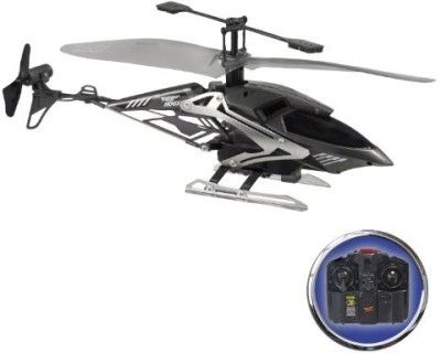 Spin Master Air Hogs Rc Gyrobladesilver 3 Channel Helicopter