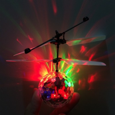 Lotus Flash Aerocraft With Lights(Crystal)