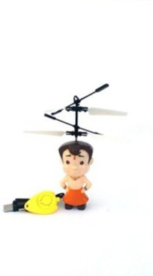HAPPY HOURS Chhota bheem flying toys sensor and remote operated