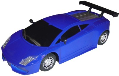 Brunte Blue City Stylish Remote Car With Rechargeable Battery