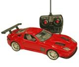 Adraxx 1:16 Scale Cool RC Sports car Toy...