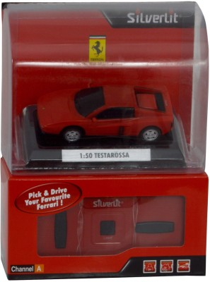 Silverlit Ferrari Remote Control Car (Scale:-1.5)