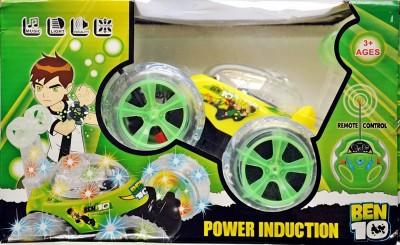 Ruppiee Shoppiee Ben 10 Power Induction Car
