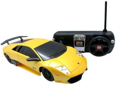 Maisto MT-81065-YELLOW Lamborghini Murcielago LP 670-4 SV