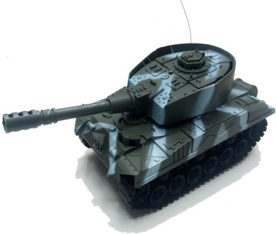 Gift World Radio Remote Control Tank RC Battle Tank Battery Operated Military Tank