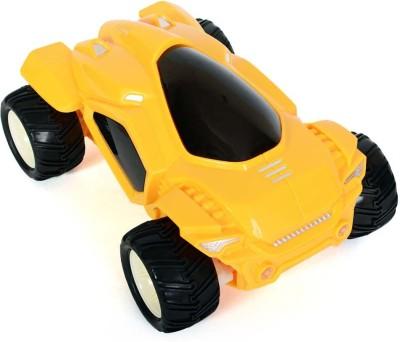 Steed Toys Bounce Back Flip Stunt Car