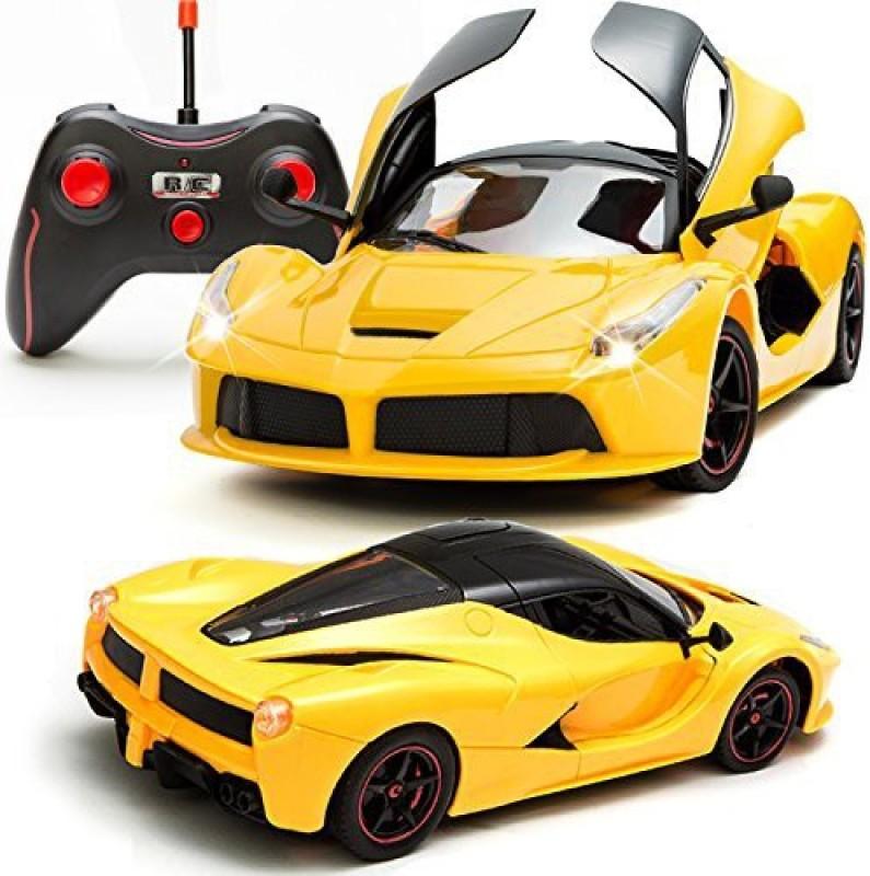 Sky Hawk Ferrari Max Speed(Yellow)