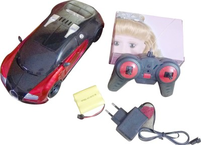 eklavya REMOTE CONTROL BUGATTI SPORTS CAR
