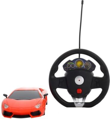 Rey Hawk R/C 5010 Super Model Steering Car Lamborghini Scale 1:16