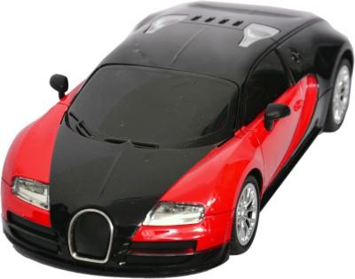Just Toyz Remote Control Rechargeable Bugatti Car 1:16