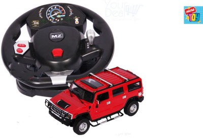 Mera Toy Shop 1:14 Scale Hummer H2 With Steering Wheel Remote