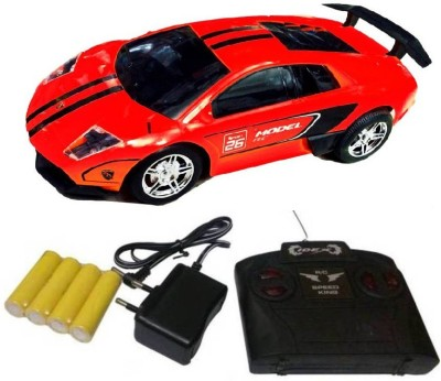ABC Enterprises Radio Control Car Battery Operated(Red)