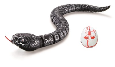 Toys Bhoomi Slithering Robotic Infrared RC Rattle Snake