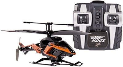 Air Hogs Rc Axis 400X R/C Helicopter Vehicleblack And Orange