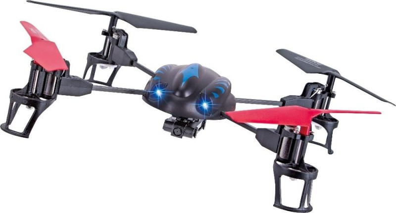 Toyzstation RC Quadcopter with Camera Remote Control Drone(Multicolor)