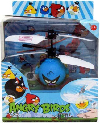 Basetronix Angry Bird Flying Helicopter