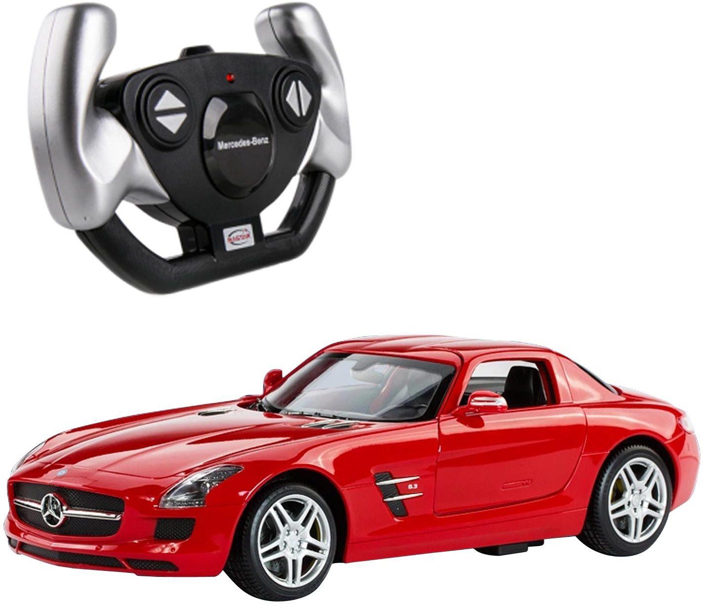 Rastar 114 mercedes benz sls amg red best price in india for Mercedes benz slr amg price