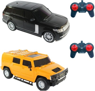 Phoenix Range Rover and Hummer Remote Control Cars