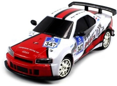 Velocity Toys Super Stunt Electric Full Function Nissan Skyline Gtr