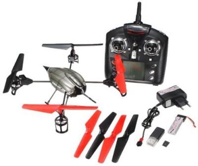 Meco WLtoys V959 2.4G 4CH RC Quadcopter Camera With Spare Part Bubble Blower V959-17