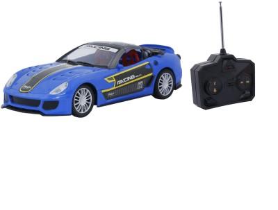 Emob Fully Loaded Blue Radio Control Car Sports Model