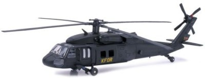 New Ray 1/60 D/C Uh60 Black Hawk Helicopter