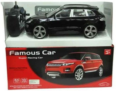 New Pinch R/C Rechargeable Super famous Car (black)
