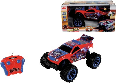 Majorette Spiderman Web Speeder, 1:16, Rtr