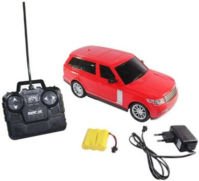 New Pinch Rechargeable Range Rover Model car (Red)