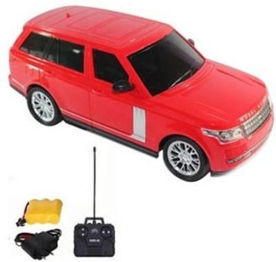 Rey Hawk R/c Super Model Range Rover Remote Control Car Scale 1:24