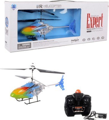 Per Te Solo Aeromodelling Expert 3 Channel Remote Control Toy Helicopter Ir