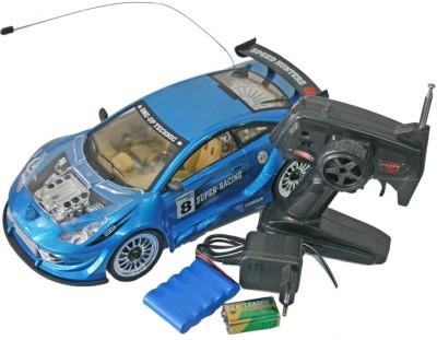 Adraxx Remote Control Jazzy Sports Racing Car Toy