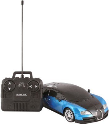 New Pinch RC Bugatti style Remote Control Car Scale Model 1:16 with Charger Gift Toy for Kids