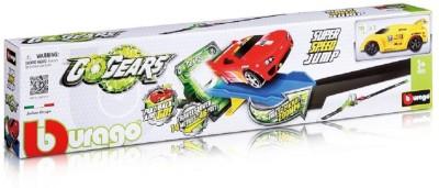Bburago Go Gear High Speed Jump Includes 1 Car