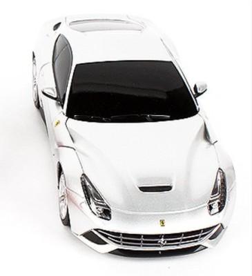 RASTAR 118 Scale Ferrari F12 Model Rc Car (Color Silver)