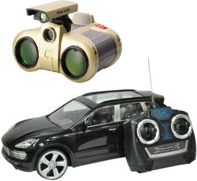 New Pinch Remote Control chargeable famous car with binocular