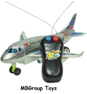 Mbgroup Plane With Remote