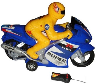Turban Toys Battery Operated Remote Bike