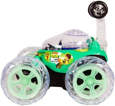 PLAY DESIGN STUNT Racer Remote Control Car Kids Toys Battery Operated RC Music(Multicolor)