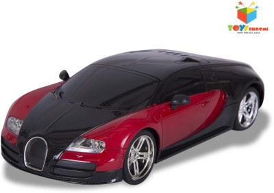 Toys Bhoomi Sporty 1:18 RC Bugatti Veyron Rechargeable 4CH Speed Car
