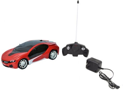 Turban Toys Remote Control Rechargeable Famous Stylish Car