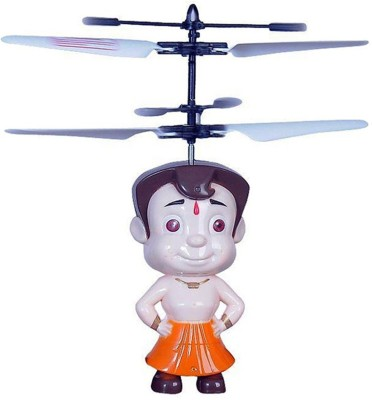 Turban Toys Chhota bheem flying sensor and remote operated
