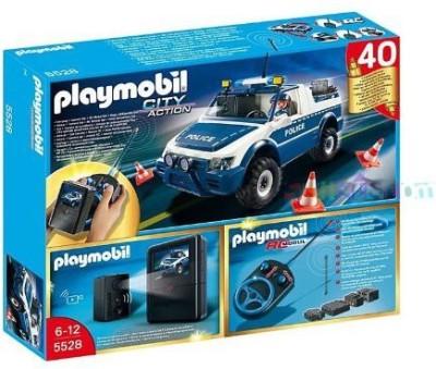 PLAYMOBIL RC Police Car with Camera